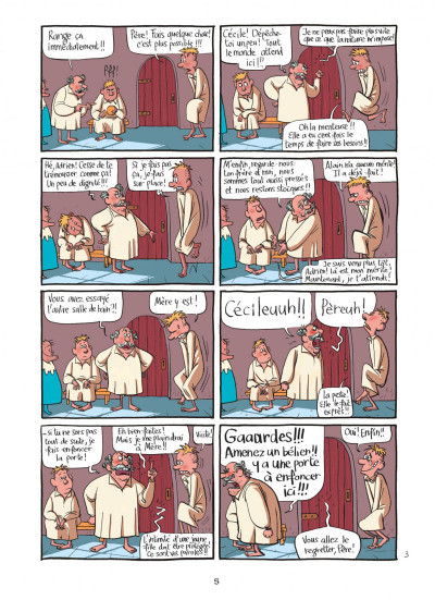 Page 5 le royaume tome 1 - anne