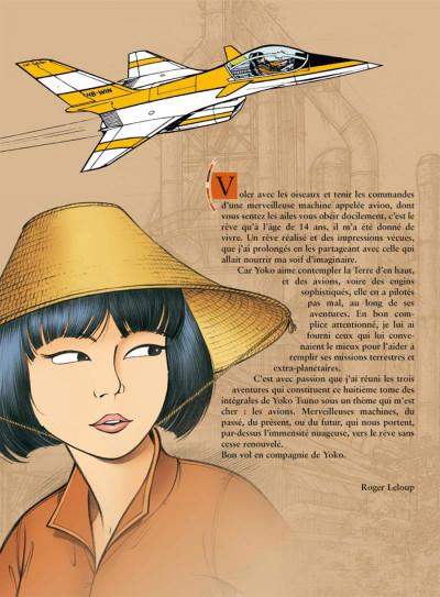 Page 1 yoko tsuno - intégrale tome 8 - menaces pour la terre