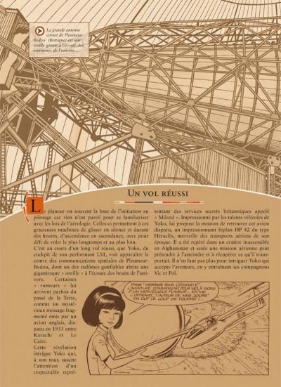 Page 2 yoko tsuno - intégrale tome 8 - menaces pour la terre