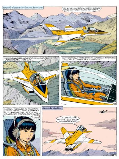 Page 3 yoko tsuno - intégrale tome 8 - menaces pour la terre