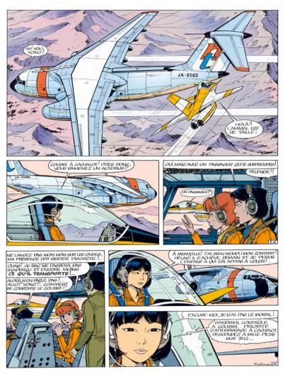 Page 4 yoko tsuno - intégrale tome 8 - menaces pour la terre