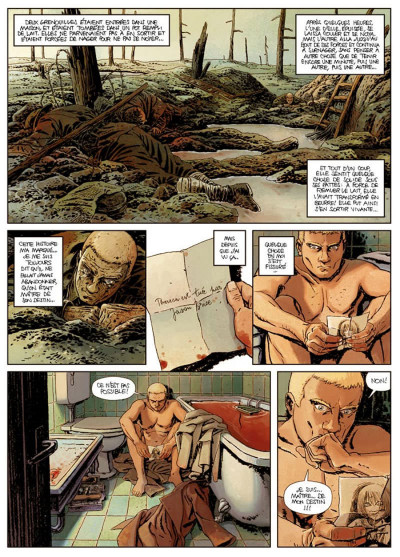 Page 4 jason brice tome 2 - ce qui est caché