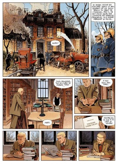Page 5 jason brice tome 2 - ce qui est caché