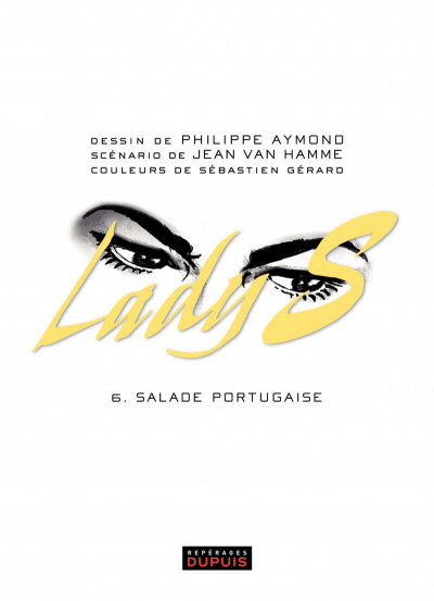 Page 3 lady s. tome 6 - salade portugaise