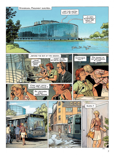 Page 7 lady s. tome 6 - salade portugaise