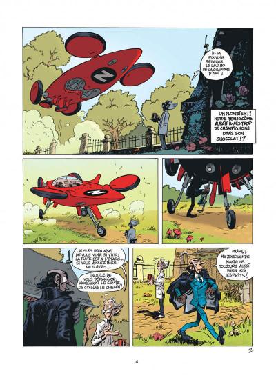 Page 4 Spirou et Fantasio tome 51 - alerte aux Zorkons