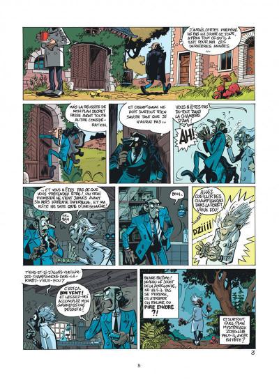 Page 5 Spirou et Fantasio tome 51 - alerte aux Zorkons