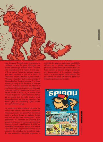 Page 5 spirou et fantasio - intégrale tome 8 - aventures humoristiques