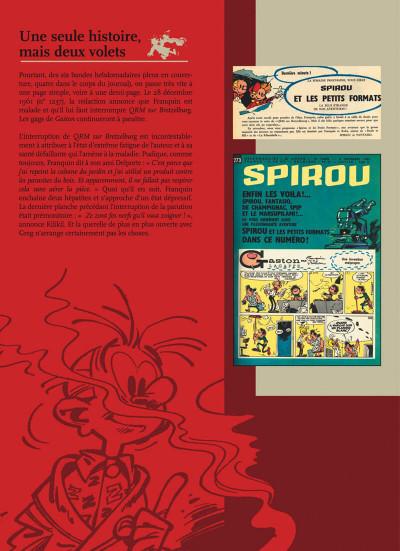 Page 6 spirou et fantasio - intégrale tome 8 - aventures humoristiques