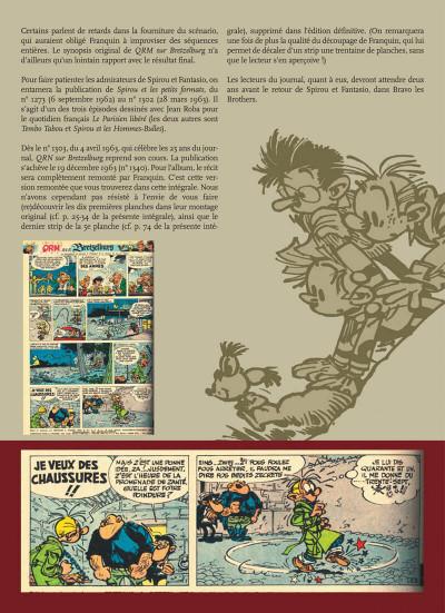 Page 7 spirou et fantasio - intégrale tome 8 - aventures humoristiques