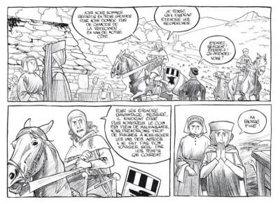 Page 3 messire guillaume ; intégrale ; l'esprit perdu