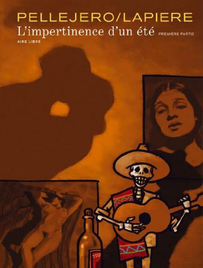 Couverture l'impertinence d'un été tome 1 - édition spéciale
