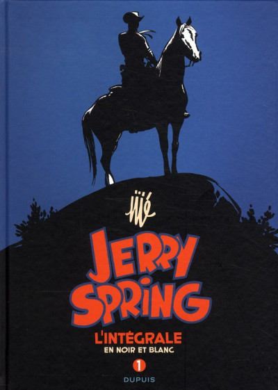 Couverture jerry spring - intégrale tome 1