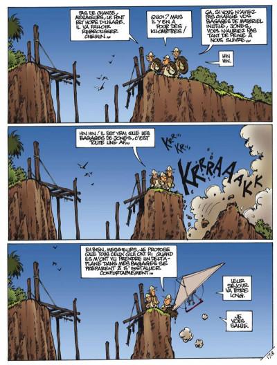 Page 2 histoires à lunette tome 5 - le monde est flou