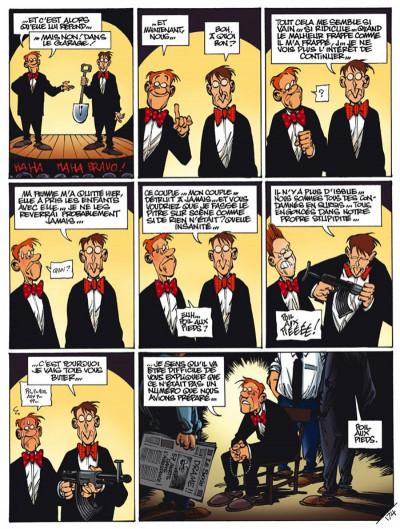 Page 3 histoires à lunette tome 5 - le monde est flou