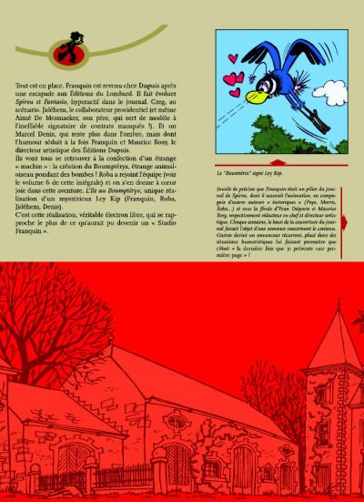 Page 2 spirou et fantasio - intégrale tome 7 - le mythe zorglub