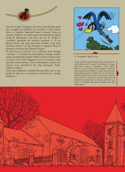 Page 4 spirou et fantasio - intégrale tome 7 - le mythe zorglub