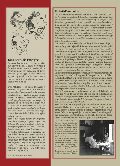 Page 8 spirou et fantasio - intégrale tome 7 - le mythe zorglub