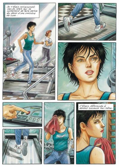 Page 3 la femme accident tome 2 - édition luxe