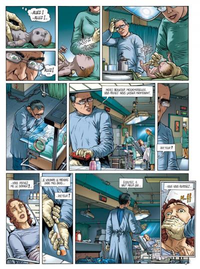 Page 2 pandora box - intégrale tome 1 à tome 4