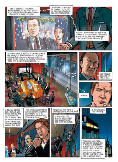 Page 4 pandora box - intégrale tome 1 à tome 4