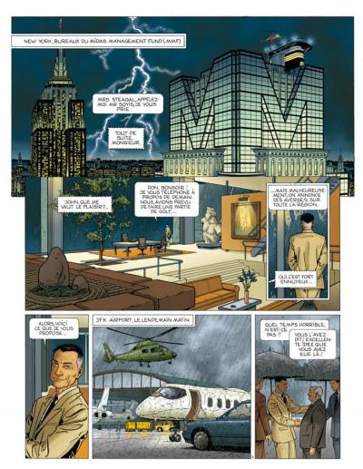 Page 1 pandora box - intégrale tome 2 - tome 5 à tome 8