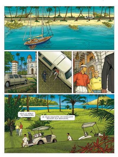 Page 3 pandora box - intégrale tome 2 - tome 5 à tome 8
