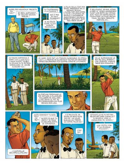 Page 4 pandora box - intégrale tome 2 - tome 5 à tome 8