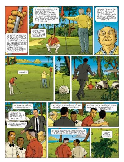 Page 5 pandora box - intégrale tome 2 - tome 5 à tome 8