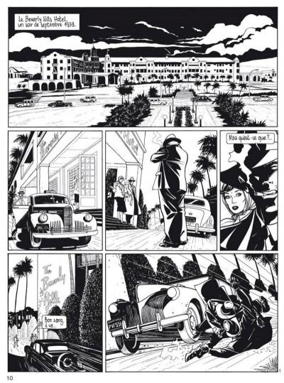 Page 2 le privé d'hollywood ; intégrale