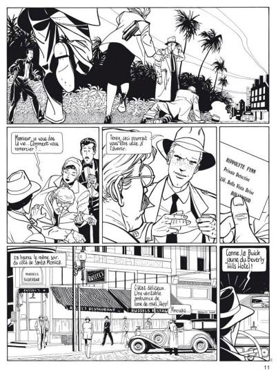 Page 3 le privé d'hollywood ; intégrale
