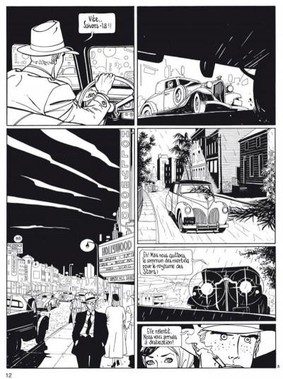 Page 4 le privé d'hollywood ; intégrale