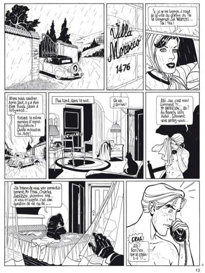 Page 5 le privé d'hollywood ; intégrale