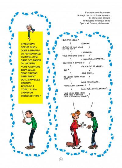 Page 5 gaston tome 1 - les archives de la gaffe