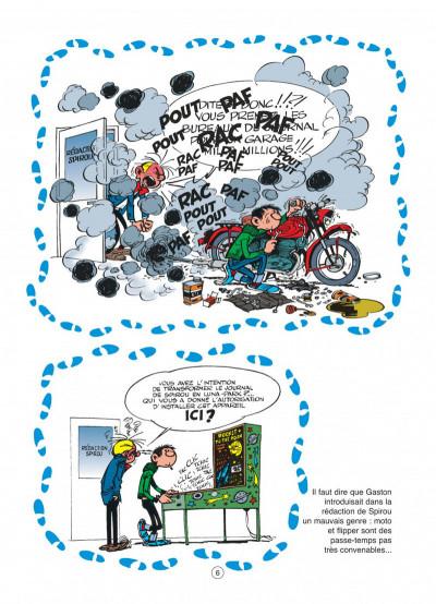 Page 6 gaston tome 1 - les archives de la gaffe