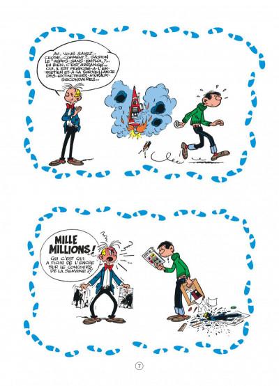 Page 7 gaston tome 1 - les archives de la gaffe
