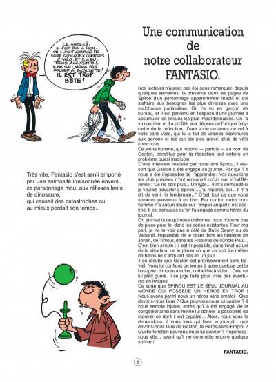 Page 8 gaston tome 1 - les archives de la gaffe