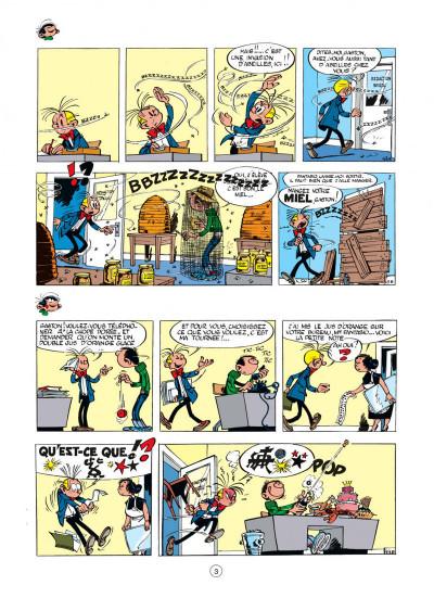 Page 3 gaston tome 2 - gaffes à gogo