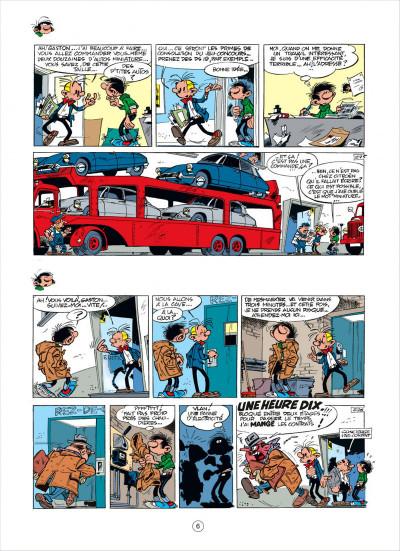 Page 6 gaston tome 5 - le bureau des gaffes en gros