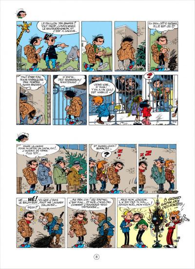 Page 8 gaston tome 5 - le bureau des gaffes en gros