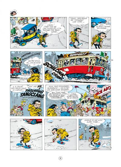 Page 8 gaston tome 10 - lagaffe nous gâte