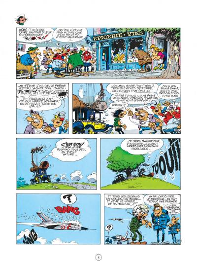 Page 4 gaston tome 11 - le repos du gaffeur