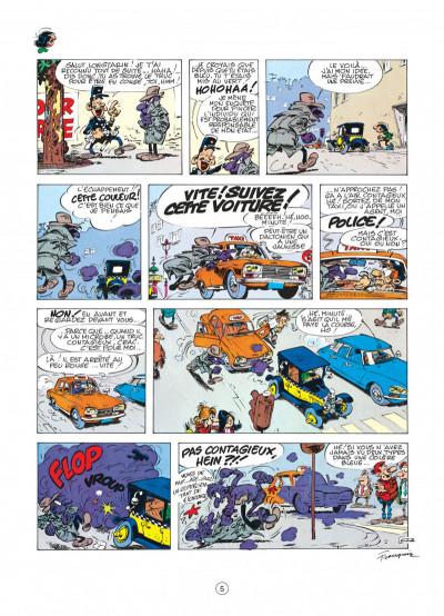 Page 5 gaston tome 12 - le cas lagaffe