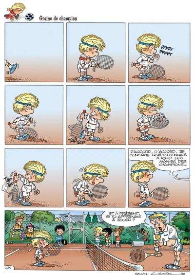 Page 3 cédric - best of tome 2 - dérapages contrôlés