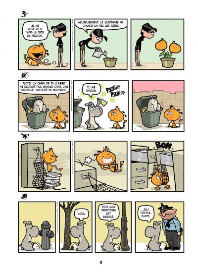 Page 1 nelson tome 9 - fainéant génétique