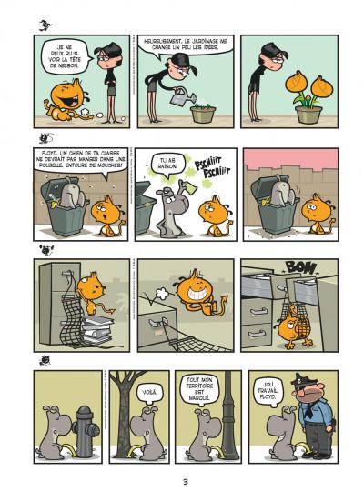 Page 3 nelson tome 9 - fainéant génétique