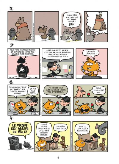 Page 6 nelson tome 9 - fainéant génétique