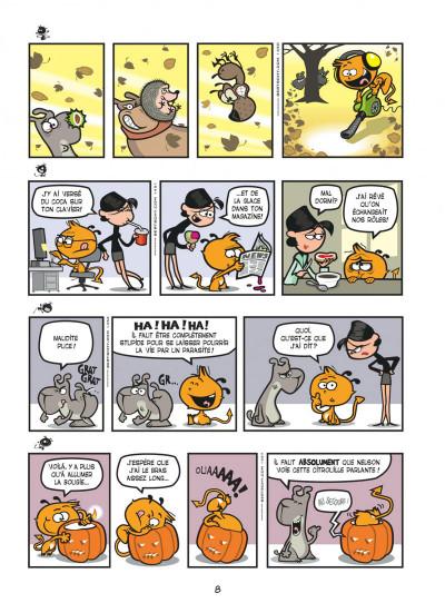 Page 8 nelson tome 9 - fainéant génétique