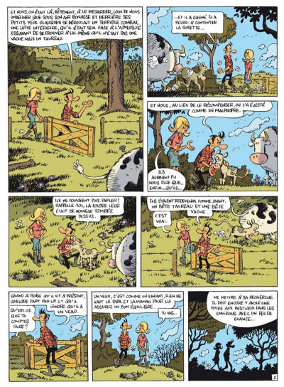 Page 2 coup de foudre tome 2 - de mâle en pis
