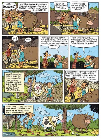 Page 4 coup de foudre tome 2 - de mâle en pis